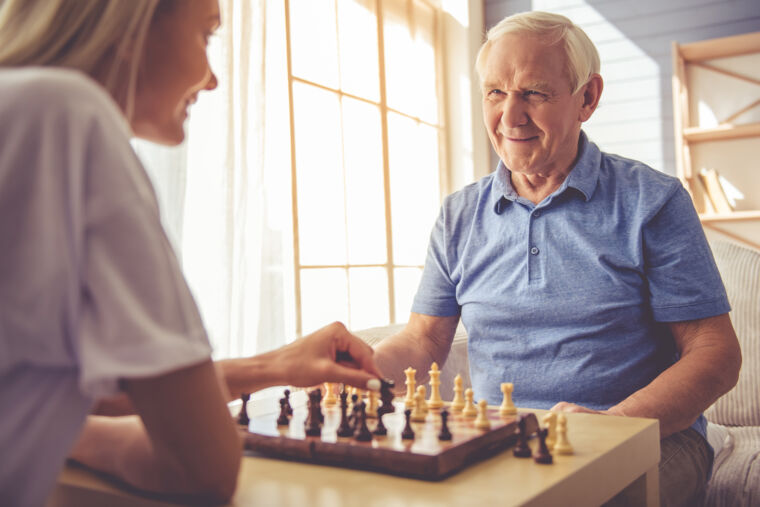 Image for Conversations Article Choosing the right senior living location. Senior living at Amica.