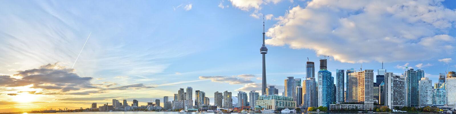 Amica Senior Lifestyles - Toronto Skyline