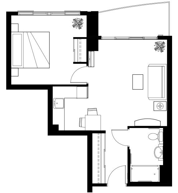 Bayview_Onebedroom_IL