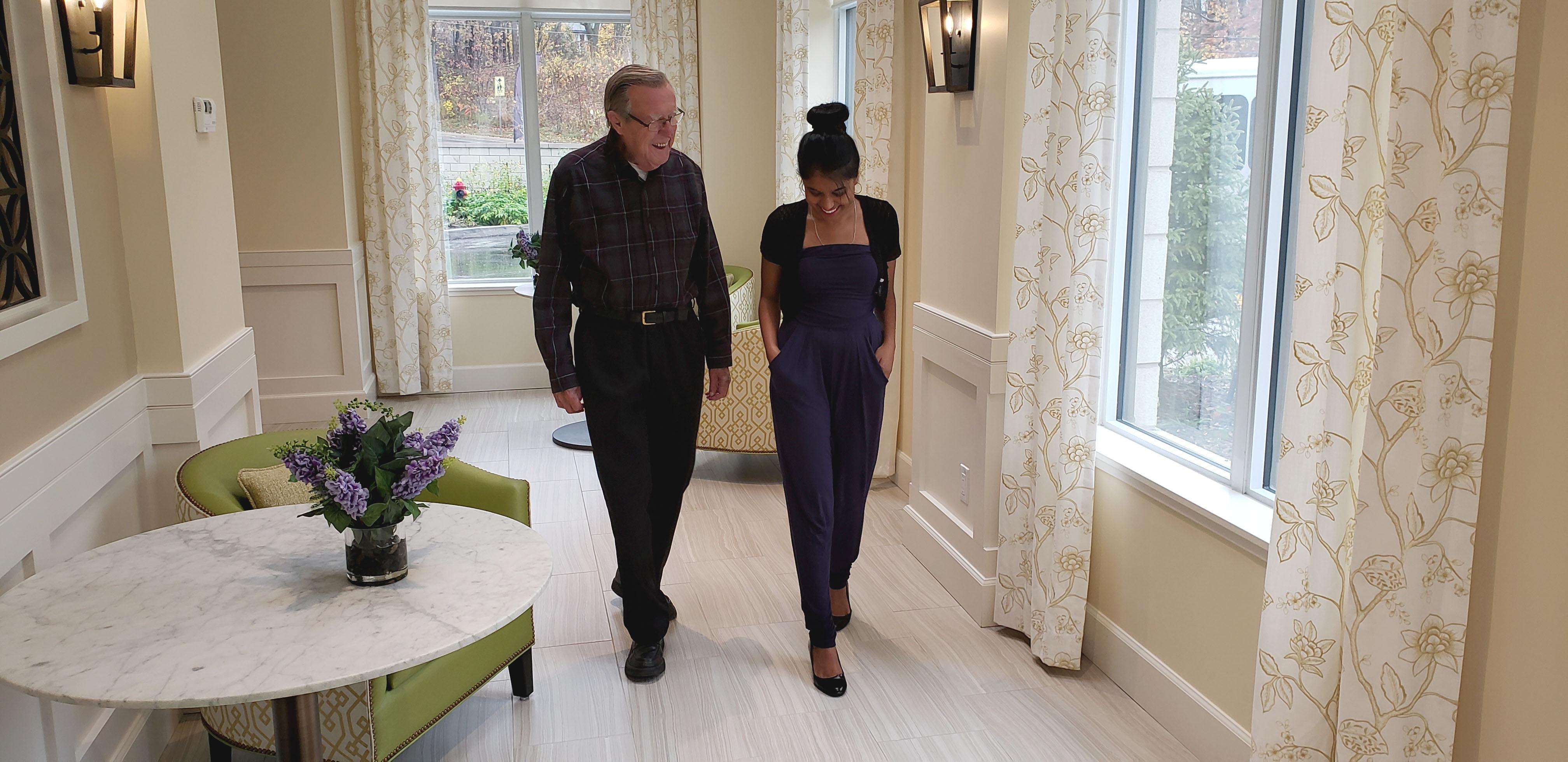 Helping seniors move to retirement living