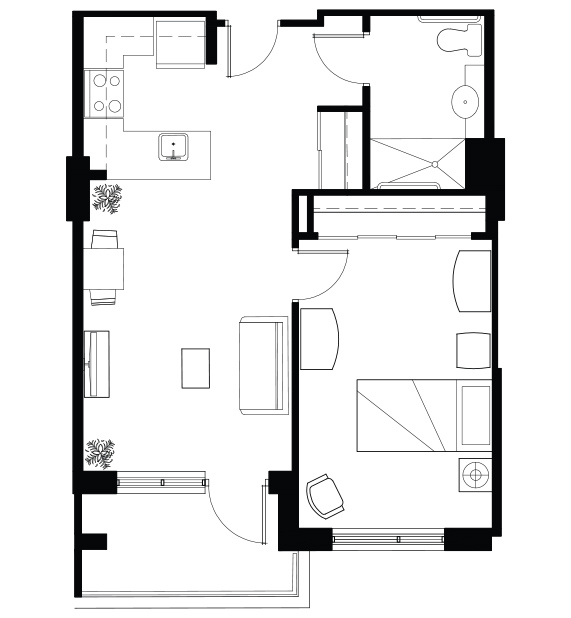 West Vancouver_IL_OneBed