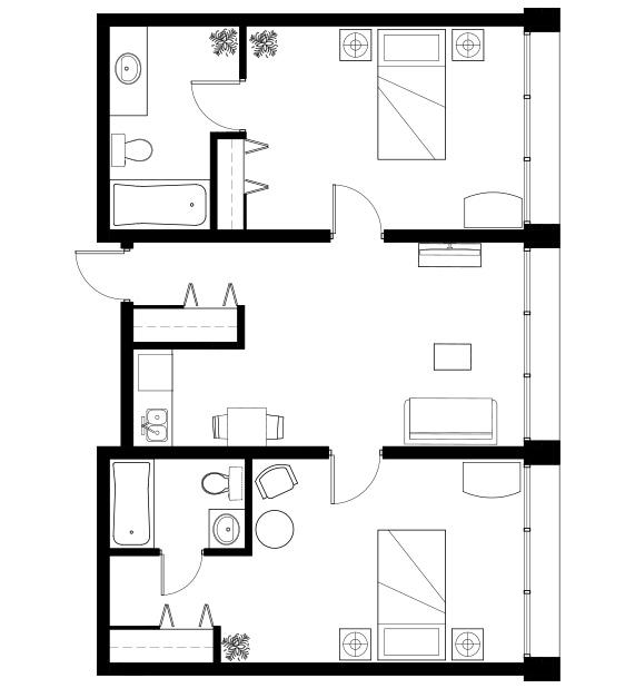 Arbutus_OneBedroom+Den_IL