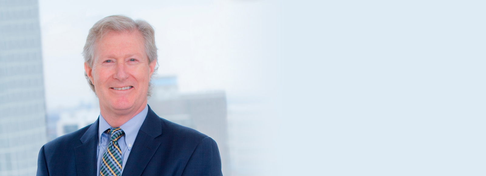 Portrait of Douglas MacLatchy, Chief Executive Officer
