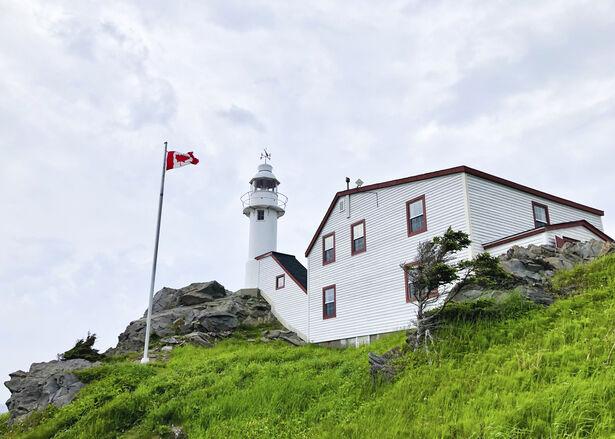 Virtual tour of an East Coast lighthouse