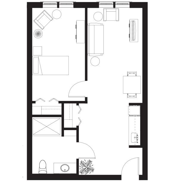 TheGorge_AL_onebedroom