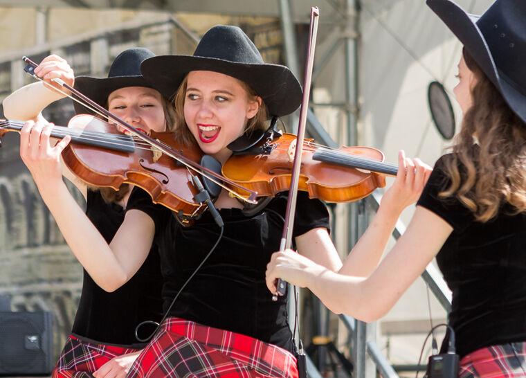 Aspen Woods Stampede Fiddlers Event