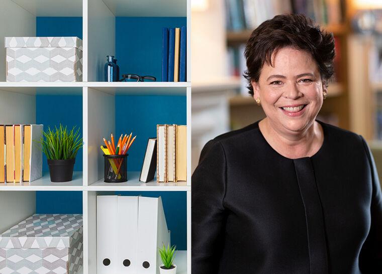 Claudia Salgado, Amica's VP of Design