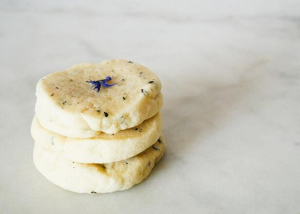 London Fog Cookie Recipe made with Metz Tea leaves